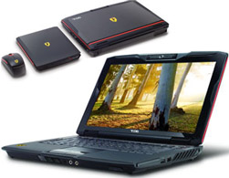 Acer Ferrari Laptop Repair
