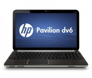 HP Pavilion dv6 Notebook Series Repair