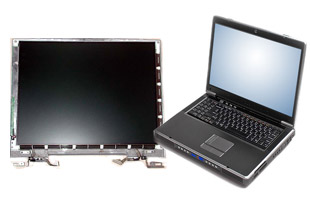 notebook lcd