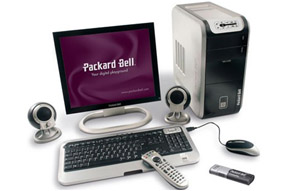 Packard Bell ixtreme Repair Company London