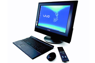 sony desk top computer