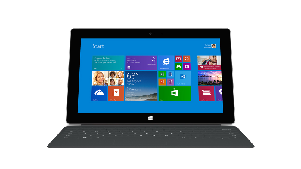London Microsoft Surface 2 Repair