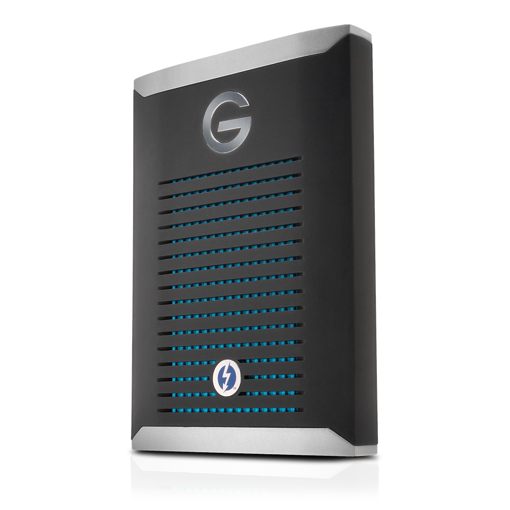 G-DRIVE mobile Pro SSD Data Recovery London