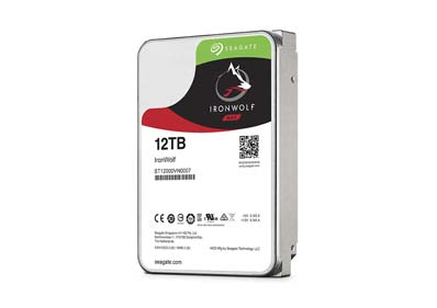 Récupération de données disque dur Seagate IronWolf