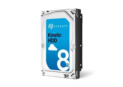 Récupération de données disque dur Seagate Kinetic