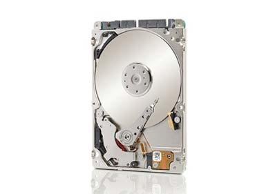 Récupération de données disque dur SSHD ultrafin de portable Seagate