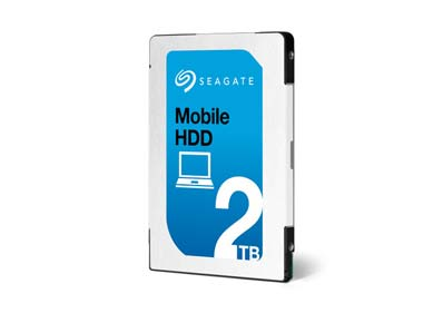 Seagate Mobile HDD Internal Hard Drive Recovery