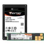 Récupération de données SSD Nytro 5000 NVMe
