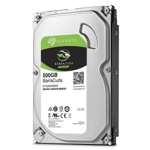 Seagate BarraCuda 3.5 HDD Data Recovery