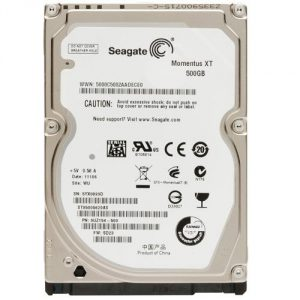 Seagate Laptop SSHD (Momentus XT) Recovery