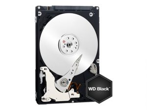 WD Black (Mobile) Data Recovery