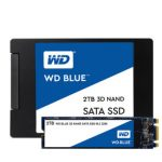WD Blue 3D NAND SATA SSD Recovery