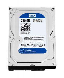 WD Blue Desktop Hard Drive Data Recovery