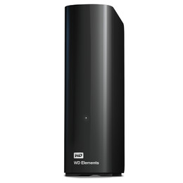 WD Elements Desktop Data Recovery