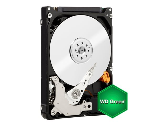 WD Green (Mobile) Data Recovery
