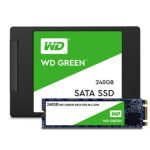 WD Green PC SSD Recovery