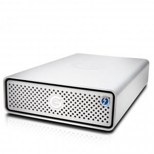 G-DRIVE with Thunderbolt 3 Data Recovery