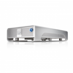 G-DRIVE with Thunderbolt Data Recovery