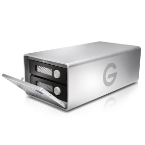G-RAID with Thunderbolt 3 Data Recovery