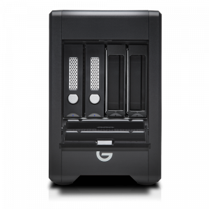 G-SPEED Shuttle with ev Series Bay Adapters