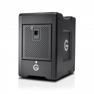 G-SPEED Shuttle with Thunderbolt 3 Data Recovery