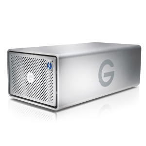 G-RAID with Thunderbolt 2 Data Recovery
