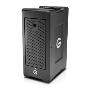 G-SPEED Shuttle XL with Thunderbolt 2 Recovery