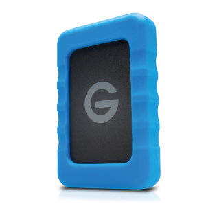 G-DRIVE ev RaW Data Recovery