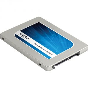 Crucial BX300 SSD Data Recovery
