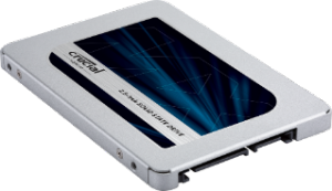 Crucial SSD Data Recovery London