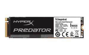 HyperX Predator PCIe SSD Data Recovery