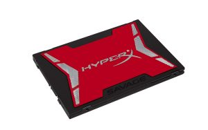 HyperX Savage SSD Drive Data Recovery