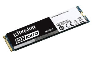 KC1000 SSD Data Recovery