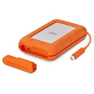 LaCie Rugged Thunderbolt USB-C Recovery