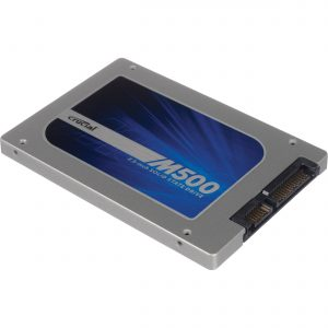 Crucial M500 SSD Data Recovery