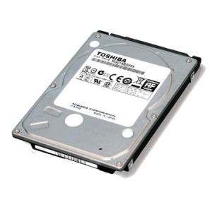 Toshiba MQ Series Hard Drive Data Recovery