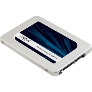 Crucial MX300 SSD Data Recovery
