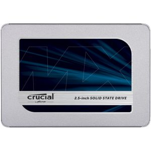 Crucial MX500 SSD Data Recovery