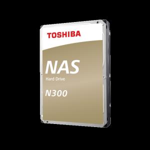 Toshiba N300 NAS Hard Drive Data Recovery