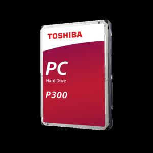 Toshiba P300 Hard Drive Data Recovery
