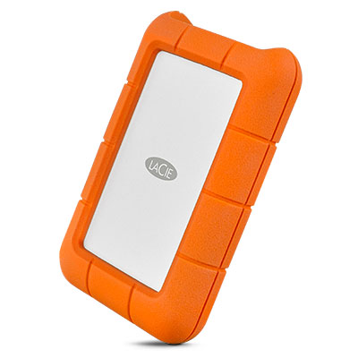 LaCie Rugged Portable Hard Drive Recovery
