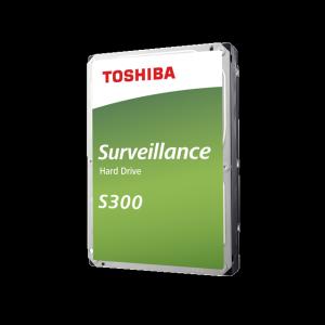 Toshiba S300 Surveillance Hard Drive Data Recovery