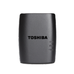 Toshiba STOR.E Wireless Adapter Recovery