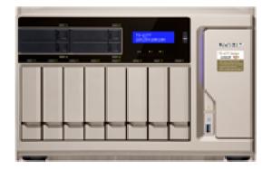 QNAP TS-1277 Recovery