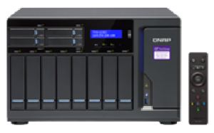 QNAP TVS-1282 Recovery