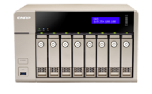 QNAP TVS-863 Recovery