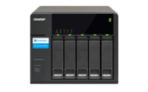 QNAP TX-500P Data Recovery