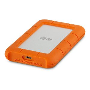 LaCie Rugged USB-C Recovery