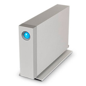 LaCie d2 USB 3.0 Recovery