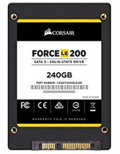 Corsair SSD Data Recovery London